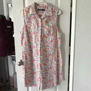 Lauren Ralph Lauren shirt dress